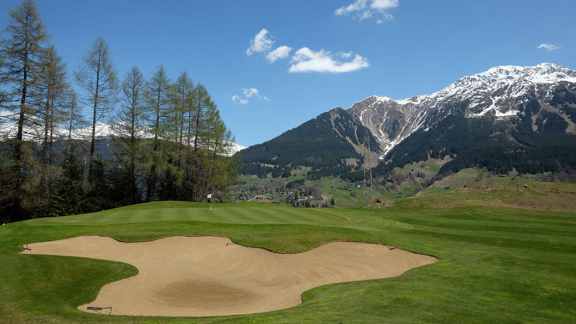 Golf Club Klosters Loch 2