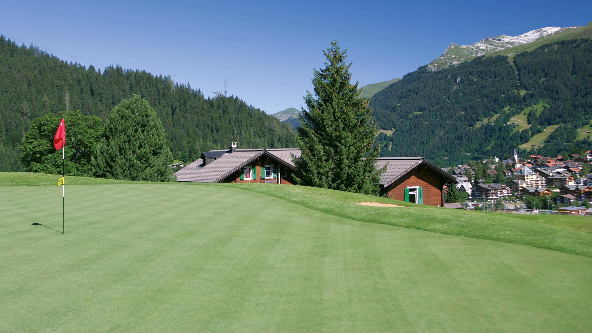 Golf Klosters Mitgliedschaft