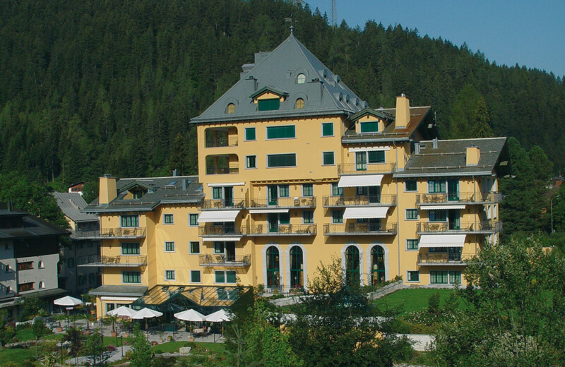 Golf Club Klosters Golfhotels