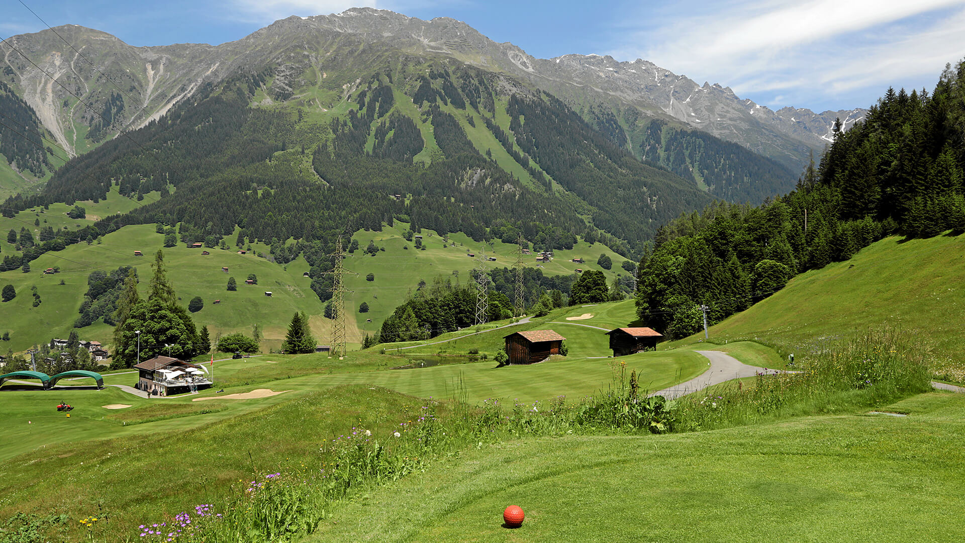 Golf Klosters Golfspecial