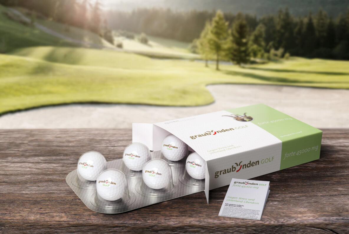 Golfkampagne Graubünden